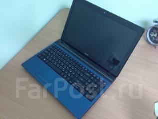 """Acer Aspire E5-571G. 15.6"""", 2,5ГГц, ОЗУ 6144 МБ, диск 320 Гб, WiFi, Bluetooth, аккумулятор на 4 ч."""