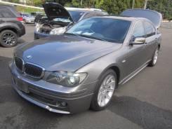 Жесткость бампера. BMW 7-Series, E66, E65