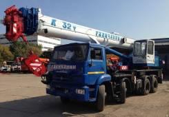 Галичанин КС-55729-1В. Автокран 32 тонны КС-55729-1В Галичанин, 32 000кг., 30м.