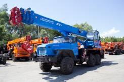 Клинцы КС-55713-3К-3. Автокран 25 тонн КС-55713-3К-3 Клинцы, 25 000 кг., 28 м.
