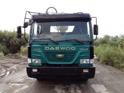Daewoo Ultra Novus. Кран-манипулятор Daewoo Novus/Ultra в Екатеринбурге, 11 000 куб. см., 7 000 кг., 20 м.