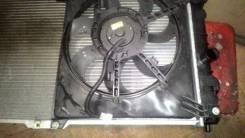 Вентилятор охлаждения радиатора. Daewoo Nexia Двигатель F16D3