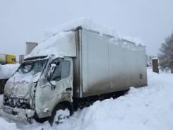Hino. Продается грузовик HINO XZU720L-Hkfrpw3 2014 года, 4 009 куб. см., 7 500 кг.