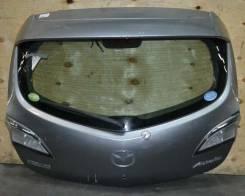 Спойлер на заднее стекло. Mazda Axela, BL3FW