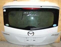 Спойлер на заднее стекло. Mazda Premacy, CREW