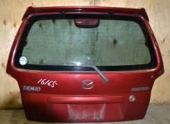 Спойлер на заднее стекло. Mazda Demio, DW3W