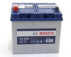 Bosch. 60 А.ч., производство Европа. Под заказ