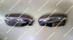 Накладка на зеркало. Nissan X-Trail