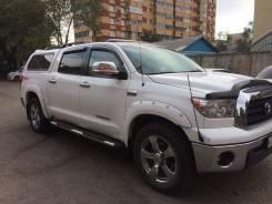 Toyota Tundra. автомат, 4wd, 5.7 (381 л.с.), бензин, 92 500 тыс. км