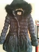 Пальто. Рост: 122-128, 128-134 см