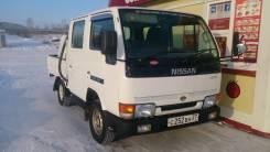 Nissan Atlas. 4 wd, 2 500 куб. см., 1 250 кг.