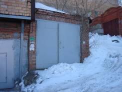Боксы гаражные. улица Нерчинская 23, р-н Центр, 18 кв.м., электричество, подвал. Вид снаружи