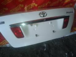 Крышка багажника. Toyota Premio, ZZT240, ZZT245, NZT240, AZT240 Двигатели: 1AZFSE, 1NZFE, 1ZZFE
