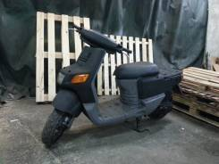 Yamaha Gear. 49 куб. см., исправен, птс, без пробега