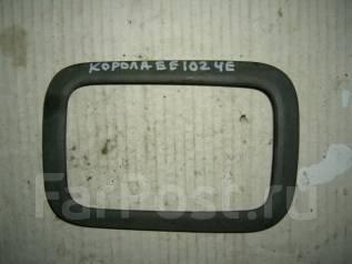 Консоль центральная. Toyota Corolla, EE102 Двигатель 4EFE