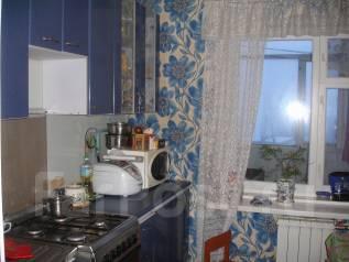 3-комнатная, улица Горького 42. Железнодорожный, агентство, 60 кв.м.