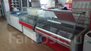 Торговое холодильное и складское оборудование б/у в ассортименте
