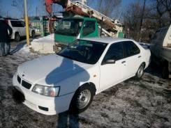 Nissan Bluebird. механика, передний, 1.8 (125 л.с.), бензин, 55 000 тыс. км