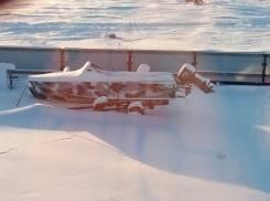 Казанка-2М. Год: 2000 год, длина 6,00м., двигатель подвесной, 70,00л.с., бензин