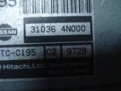 Блок управления автоматом. Nissan Serena, PC24, PNC24, TC24 Hyundai Eon Двигатели: QR20DE, SR20DE