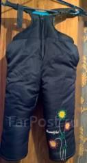 Зимние штаны. Рост: 86-98 см
