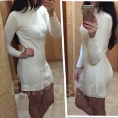 Платья-свитеры. 42, 44, 46