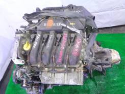 Двигатель. Renault Megane Двигатель F4RT