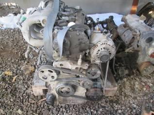 Двигатель. Nissan Liberty, RM12 Двигатель QR20DE