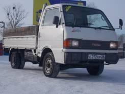 Mazda Bongo Brawny. Хороший 4+4 грузовик по низкой цене на сегодняшний день., 2 200 куб. см., 1 250 кг. Под заказ