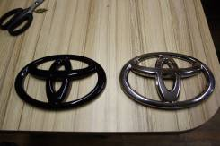 Эмблема. Toyota Land Cruiser Toyota Land Cruiser Prado