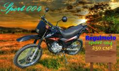 Regulmoto ZF-KY 250 Sport-004. 250 куб. см., исправен, птс, без пробега