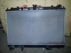 Радиатор охлаждения двигателя. Nissan Expert, VENW11, VEW11 Nissan Tino, HV10 Nissan Avenir, SW11, PW11, PNW11 Двигатель SR20DET