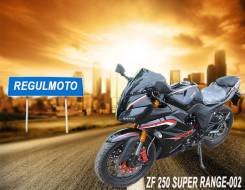 Regulmoto ZF 250 Super Range-002. 250 куб. см., исправен, птс, без пробега