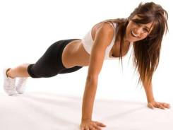 Фитнес. Силовые и кардио тренировки