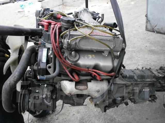 Контрактный двигатель Мицубиси 6G72 12V 3,0 л. бензин