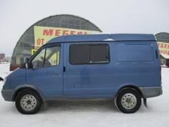 ГАЗ 2752. , 2 500 куб. см., 800 кг.