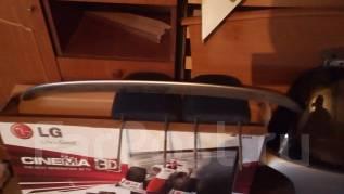 Спойлер. Toyota Vitz, SCP10 Двигатель 1SZFE