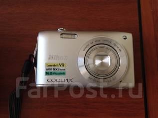 Nikon Coolpix S3300. 15 - 19.9 Мп, зум: 5х