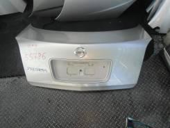 Крышка багажника. Nissan Primera, QP12