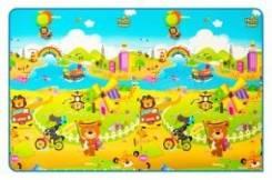 Детский двухсторонний коврик 180*200*1,0 см Кореал
