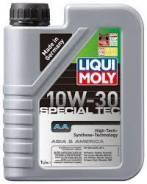 Liqui moly Special Tec AA. Вязкость 10W-30, синтетическое