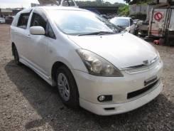 Обвес кузова аэродинамический. Toyota Wish, ZNE10