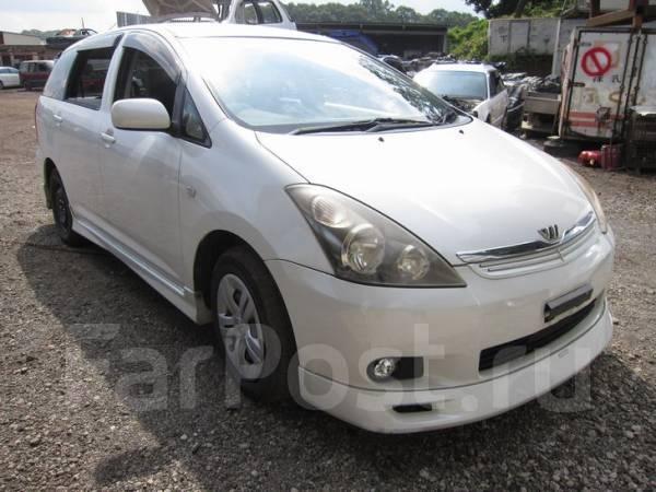 Обвес кузова аэродинамический. Toyota Wish, ZNE10, ZNE10G