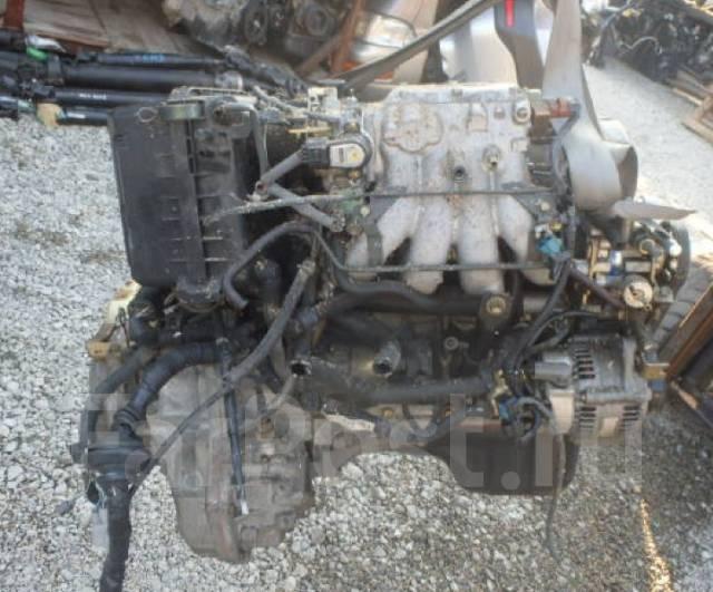 Двигатель в сборе. Daihatsu Charade, G203S Двигатель HEEG. Под заказ