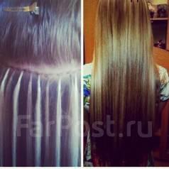 В хабаровске наращивание волос