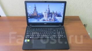"""Acer Aspire E5-571G. 15.6"""", 1,7ГГц, ОЗУ 4096 Мб, диск 500 Гб, WiFi, Bluetooth, аккумулятор на 4 ч."""