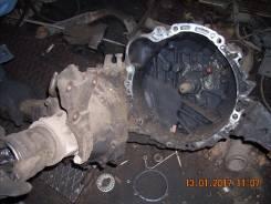 Механическая коробка переключения передач. Toyota Corolla, AE100 Двигатель 4AFE