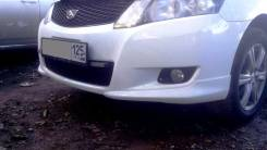 Обвес кузова аэродинамический. Toyota Allion, ZRT261, NZT260, ZRT260, ZRT265 Двигатели: 1NZFE, 3ZRFAE, 2ZRFAE, 2ZRFE