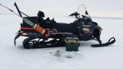 BRP Lynx Adventure. исправен, без птс, без пробега