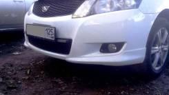 Накладка на бампер. Toyota Allion, ZRT261, ZRT260, ZRT265, NZT260 Двигатели: 2ZRFAE, 3ZRFAE, 1NZFE, 2ZRFE